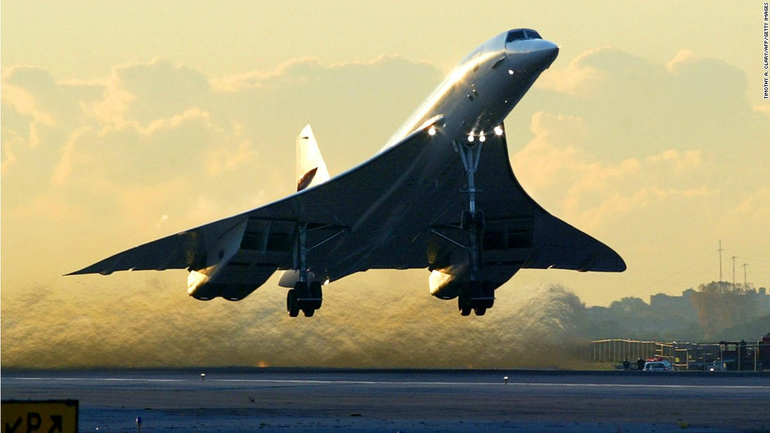 Revisiting the luxury and glamour of Concorde