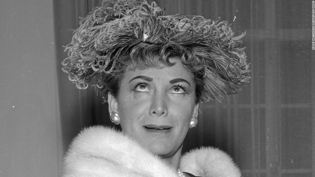 "Jean Carroll broke the mold for women in comedy when she emerged in the 1940s. Women were expected to appear on the comedy stage with a male counterpart in those days, if they appeared at all. But Carroll didn't play by those rules: She not only went solo, mostly performing material that she wrote herself, but also made spousal jokes -- typical fodder for male comics -- her own. ""The thing that attracted me to my husband was his pride,"" she quipped in one subversive joke. ""I'll never forget the first time I saw him, standing up on a hill, his hair blowing in the breeze — and he too proud to run and get it."""
