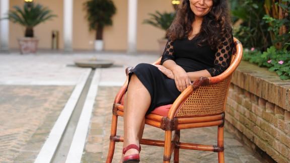 Film director Haifaa al-Mansour.