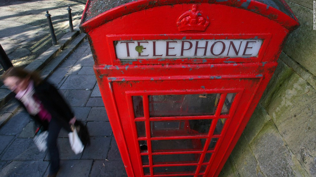 Now nothing less than a symbol of London itself, the city's red cast iron telephone kiosks were created by Sir Giles Gilbert Scott, who won a Post Office sponsored competition with the design in 1924.<br />