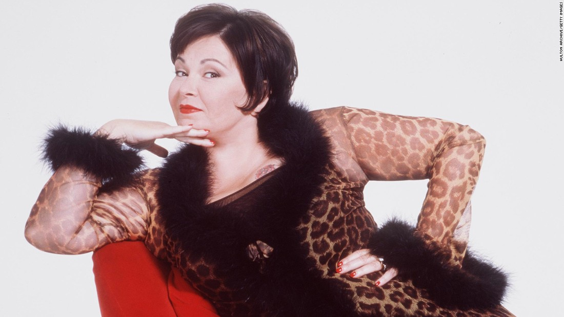 "A ""domestic goddess"" Roseanne Barr cheerfully was not, and we love her for it. Her sharp approach to comedy meant lampooning gender norms in her stand-up and dismantling the stereotype of the all-American family on TV. From her on-stage one-liners to her sitcom ""Roseanne,"" Barr never flinched in her role as the ultimate spokesperson for telling it like it is."