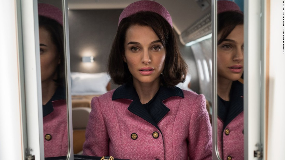"<strong>""Jackie"":</strong> Natalie Portman stars as First Lady Jacqueline Kennedy in this acclaimed drama.<strong> (HBO Now) </strong>"