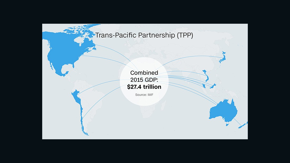 Tpp Unravels Where The 11 Other Countries Go From Here Cnn