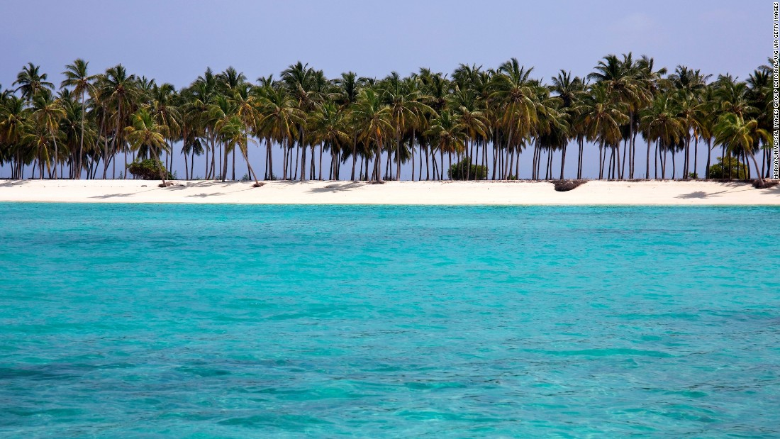 <strong>Agatti, Lakshadweep: </strong>Located 460 kilometers off the coast of Kochi, tiny Agatti Island is part of Lakshadweep -- India's smallest union territory. Its white sands, diverse coral reefs and turquoise waters make it the ultimate beach getaway, though tourists need to get a special permit to visit.