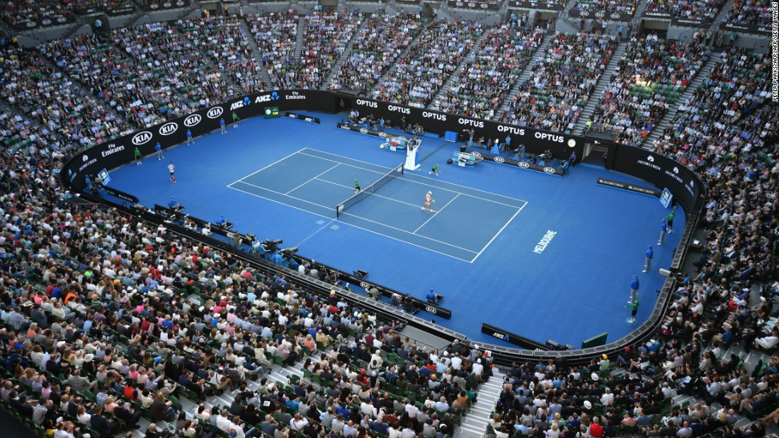 But the 17-time grand slam champion has returned to form in Melbourne Park, going further in the tournament than top seed Andy Murray and defending champion Novak Djokovic.