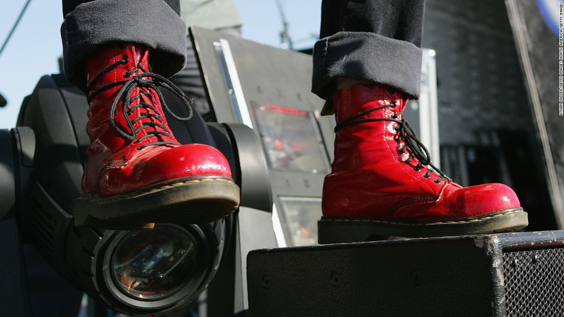 "Now a symbol of youth culture around the world, the eight-holed 1460 Dr Marten's boot, or AirWair, was launched by British brand Griggs in 1960 as a workman's boot.  Adapted from a design by German doctor Klaus Märtens, the sturdy and functional ""Docs"" would grow into a style icon still in production today. While everyone from punks to skinheads have used the boots to express their cultural affiliations, it was the mods, in particular ""Who"" guitarist Pete Townshend, who kicked off their popularity among teenagers in the sixties.<br />"
