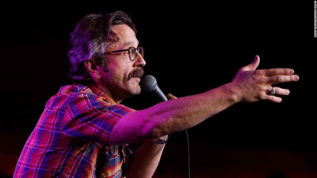 "With comedy's presence on radio, the genre's transition to podcasts was inevitable. But without standup star Marc Maron, whose ""WTF"" podcast has become the gold standard in comedy podcasting, the possibilities for comedy in this medium wouldn't have been realized."