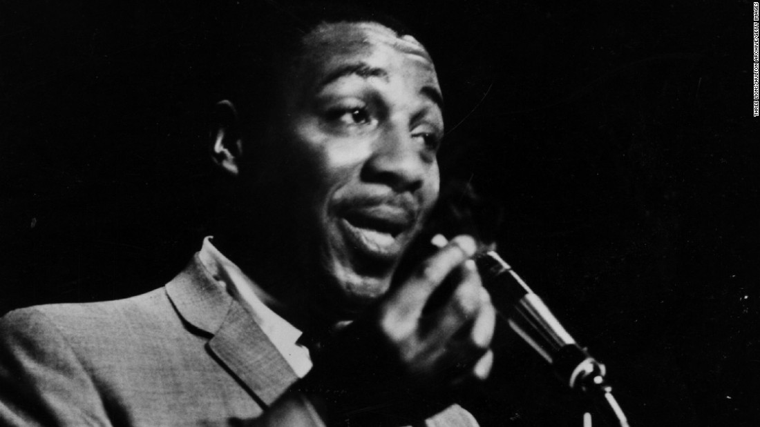 Dick Gregory, Civil Rights Activist And Comedian, Dead At