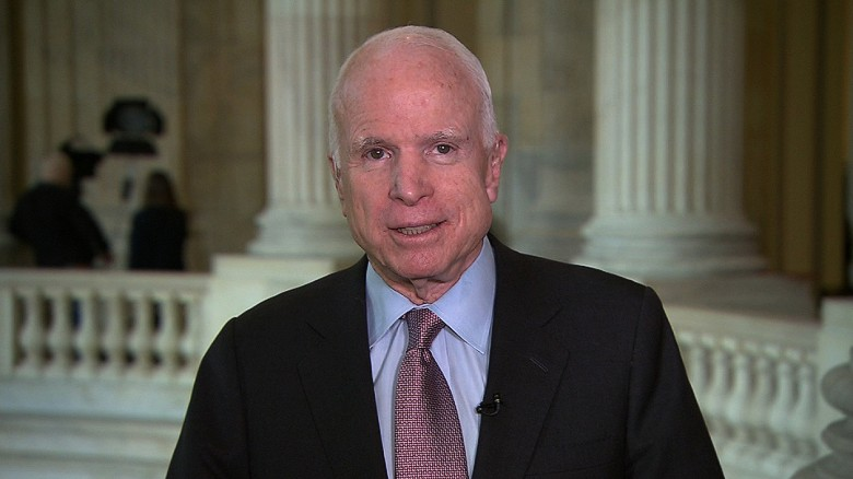 McCain: No evidence of illegal voting