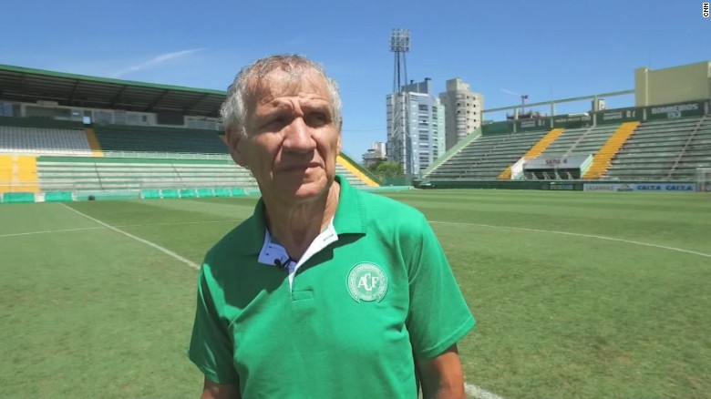 new beginning for chapecoense team