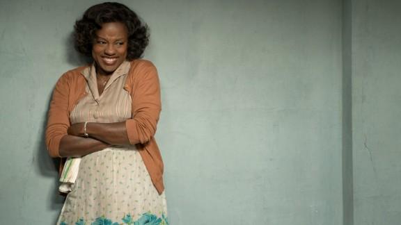 Viola Davis in