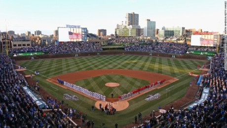 Fan sues Cubs, MLB after ball blinds him in one eye
