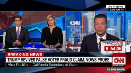Padilla Trump voter fraud CNNTV_00013216