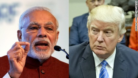 Trump considers India a 'true friend'