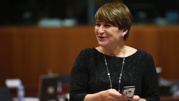 """Dutch official Lilianne Ploumen is taking aim at the US """"global gag rule."""""""