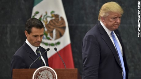 Trump asylum policy could upend US-Mexico relations