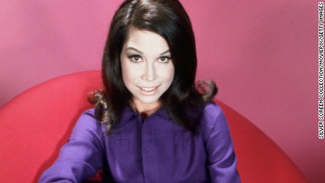 Mary Tyler Moore turned the world on as comedy icon