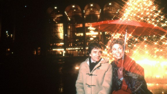 """Moore and Dudley Moore, no relation, appear in the 1982 film """"Six Weeks."""""""