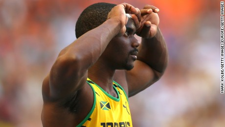 Nesta Carter set his personal best of 9.78 seconds in August 2010.