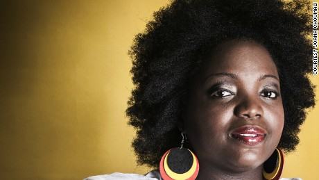 Ode to hair: Ivorian women champion afros