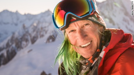 Plake is still a keen ski mountaineer, climber and adventurer.