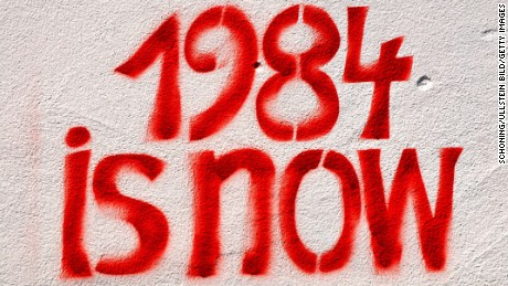 1984 and how orwell illustrates through Need help with book 1, chapter 1 in george orwell's 1984 check out our revolutionary side-by-side summary and analysis.