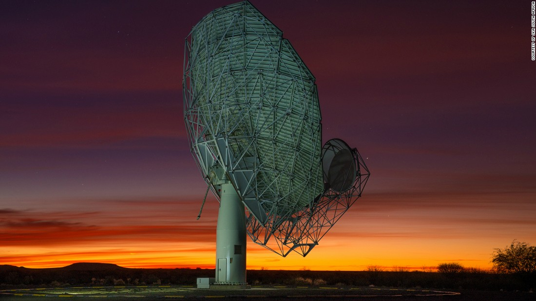 "African countries are developing groundbreaking technology for space exploration. Look no further than the Square Kilometer Array (SKA) in South Africa which, once completed, is set to be world's largest telescope. It will allow scientists to look many times deeper into space. <br /><br /><a href=""http://edition.cnn.com/2017/08/10/africa/africa-space-race/index.html"">Read more</a> about Africa's journeys into space."