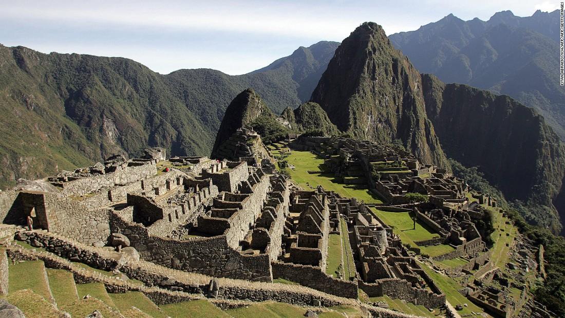 Sechs Touristen festgenommen, nachdem die Fäkalien gefunden in Heiligen Machu Picchu-Tempel