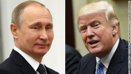 "Trump defends Putin: ""You think our country's so innocent?"""
