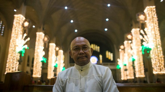 """There is a """"blood lust"""" in the Philippines, says Father Amando Picardal, encouraged by deceit and a President with """"a messiah complex."""""""