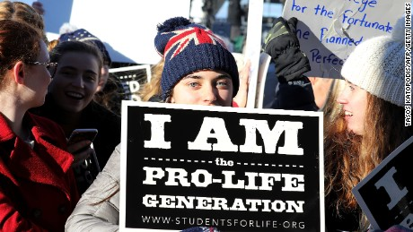 Open your eyes, pro-life feminists are everywhere