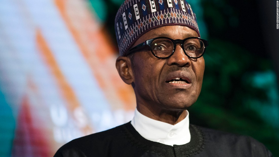 Nigeira's Buhari faces backlash over comments on young Nigerians