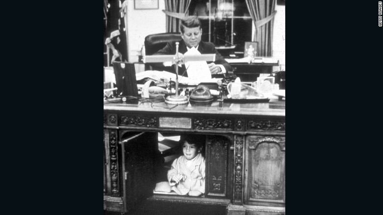 john f kennedy oval office. John F Kennedy Oval Office. F. Works At The Resolute Desk In Office I