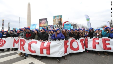 Photos: 'March for Life' in Washington