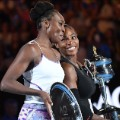 Serena Williams Venus Williams Australian Open 2017