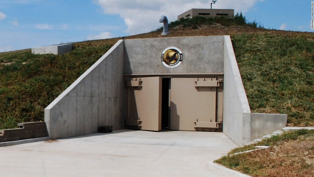 This Doomsday Bunker Costs 3 Million Cnn Video