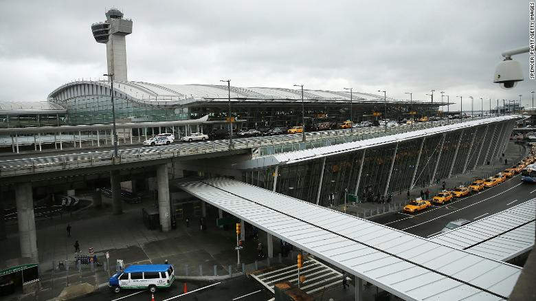 Officials: Ex-CIA officer arrested at airport