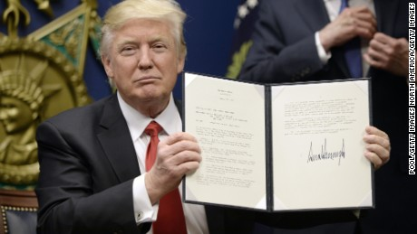 How the Trump administration chose the 7 countries in the immigration executive order