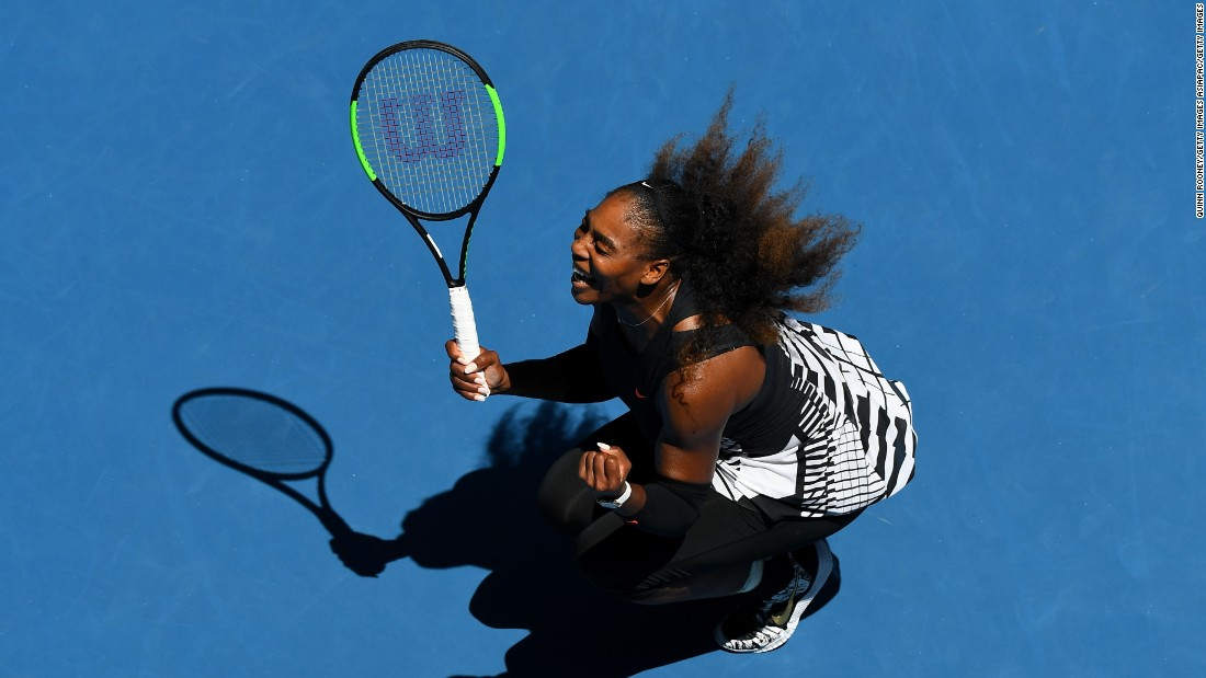 Serena Williams is one of a handful of grand slam winners who will be making a comeback in 2018. She took time off after winning the Australian Open in January ... while pregnant.