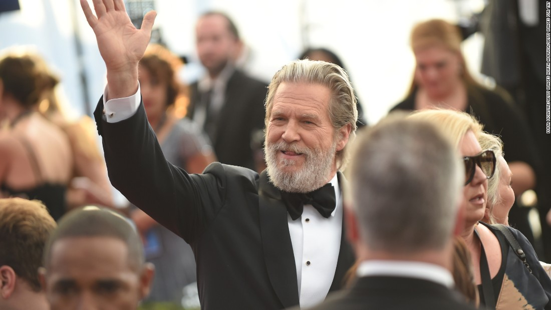 Jeff Bridges to be honored at the Globes