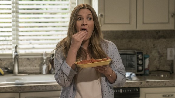 """Drew Barrymore, blood and guts. What's not to love? The actress stars in the new Netflix series """"Santa Clarita Diet,"""" which has been shrouded in some mystery. What we do know is that it looks to be a zombie show that Barrymore sinks her teeth into. Here's some of what else is streaming in February."""