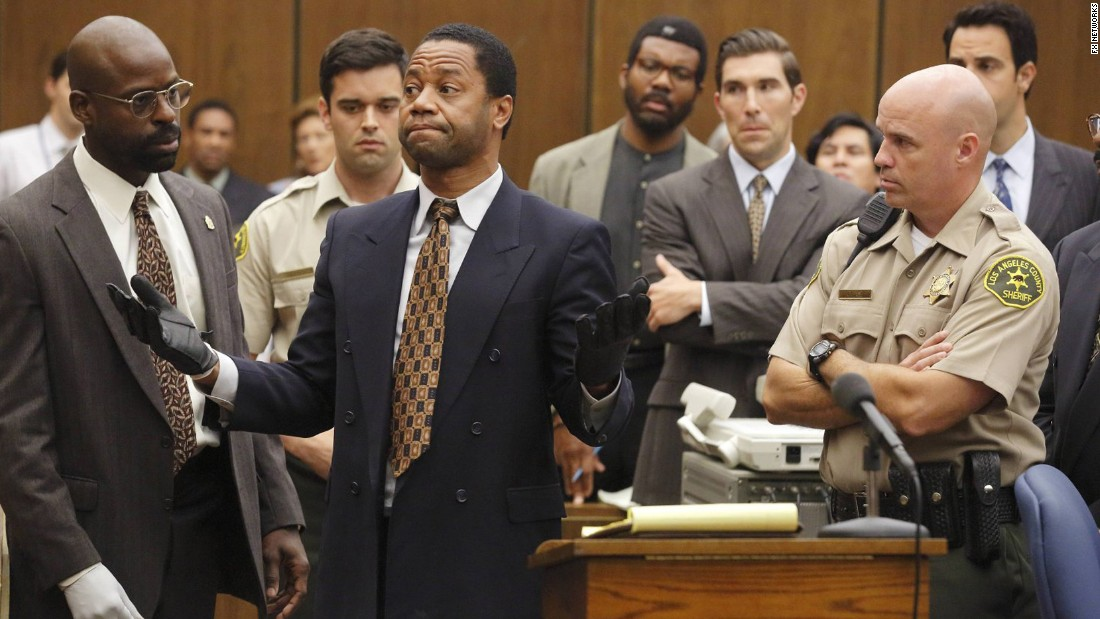 "<strong>""American Crime Story: The People v O.J. Simpson"" </strong>: The limited series was just part of our continued fascination with one of the biggest crime stories of the century. <strong>(Netflix) </strong>"