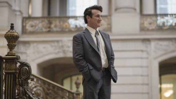 """""""Milk"""" : Sean Penn stars as gay activist Harvey Milk who became California's first openly gay elected official. (Netflix)"""