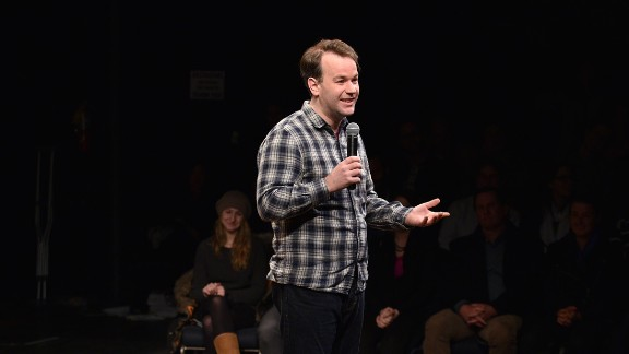 """""""Mike Birbiglia: Thank God For Jokes"""" : The stand up comic and """"Orange is the New Black"""" star gets a new comedy special. (Netflix)"""