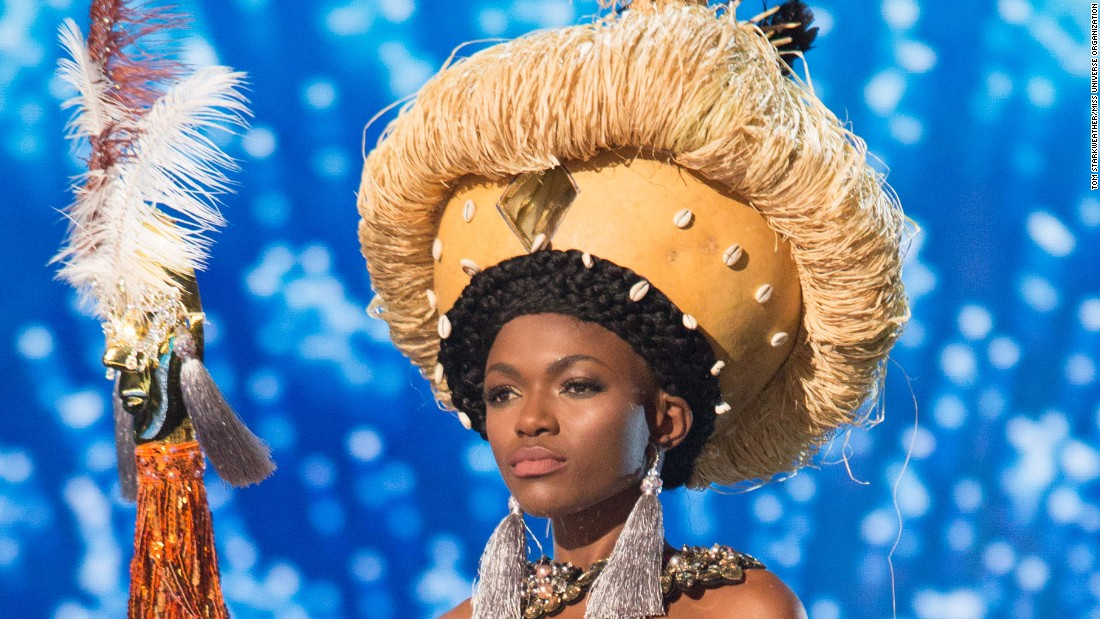 Miss Universe Contest 2018 >> Sierra Leone enters Miss Universe competition for first time - CNN
