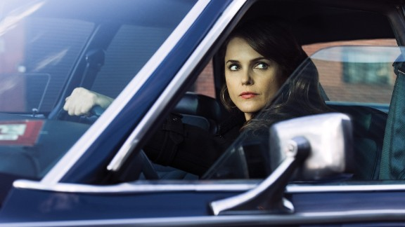 """""""The Americans"""" Season 4: Keri Russell is KGB operative Elizabeth Jennings in this FX series set during the Cold War. (Amazon Prime)"""
