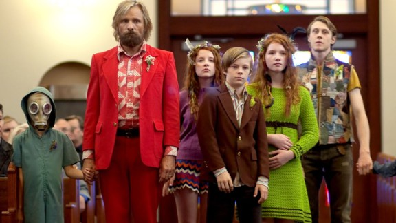 """""""Captain Fantastic"""" : Tragedy forces an unconventional family to examine itself in this dramedy. (Amazon Prime)"""