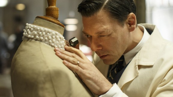 """""""The Collection"""" : Richard Coyle stars in this series set in a post war Paris fashion house. (Amazon Prime)"""
