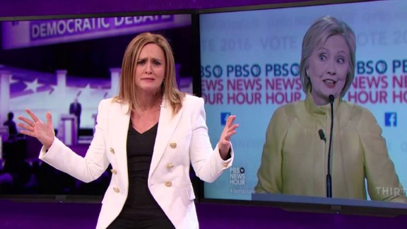 """""""Full Frontal with Samantha Bee"""" Season 1: Bee gives her views on current events in this popular satirical news show. (Amazon Prime)"""
