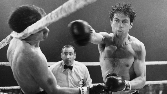 """Raging Bull"" : This Martin Scorsese directed film starring Robert De Niro as boxer Jake LaMotta is considered a classic. (HBO Now)"